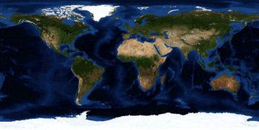NASA's Earth surface texture